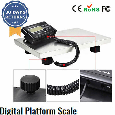 Heavy Duty Digital Platform Parcel Scale Industrial Scales 150kg 300kg