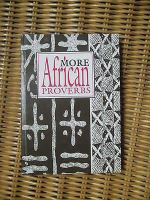 More African Proverbs by  Ademola