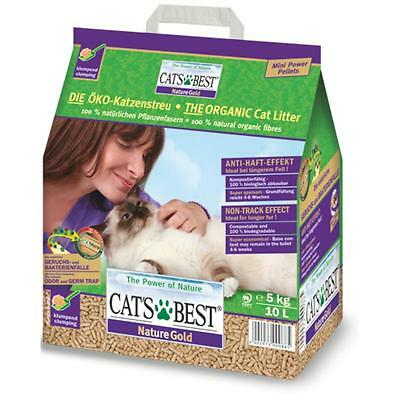 Cats Best Nature Gold 10ltr