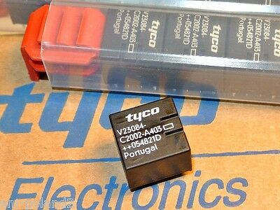 V23084-C2002-A403 Original TYCO RELAY V23084 V23084C2002A403 [QTY=1pcs]