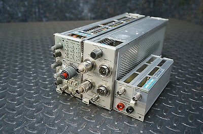 Tektronix 7M11 7B92A & 7D12 Oscilloscope Modules