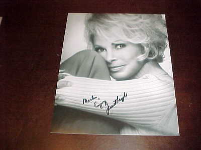 Actress Janet Leigh Autographed Signed Photo with inscription Psycho Movie