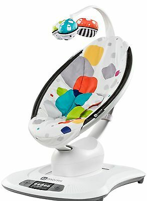 NEW 4moms Mamaroo Multi Colour Plush -2000132