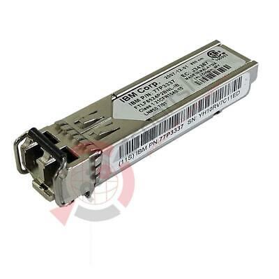 IBM Finisar SFP 1000Base-SX 4GB mini GBIC FTLF8524P2BNL-IB IBM P/N: 77P3337