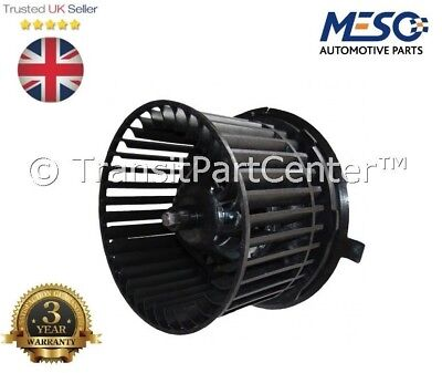 Brand New O.e. Heater Blower Fan Motor Ford Transit 1994 Onward Up To Present