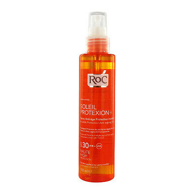 RoC Sun Protection Minesol Invisible Anti-Ageing Spray SPF 30 150ml