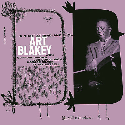 Art Blakey A NIGHT AT BIRDLAND VOLUME 1 Blue Note 75th Anniversary NEW VINYL LP