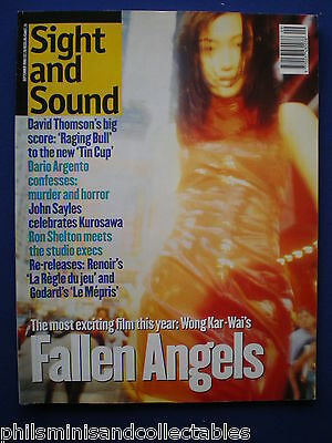 Sight and Sound BFI Film Magazine - Michele Reis    September 1996