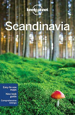 Lonely Planet Scandinavia by Lonely Planet Paperback Book (English)