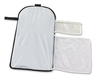 Portable Diaper Changing Pad Baby Infant Toddler Mat Bag Kit Pocket Travel Mom