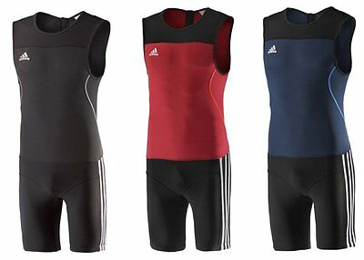 Men's Adidas Climalite Weightlifting Suit Adidas WLCL Power