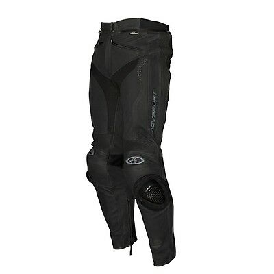 AGV Sport Willow Leather Pants - 36 - AGS-PWL-BKBK-36