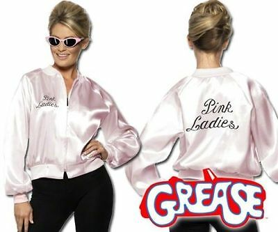 Pink Ladies Costume Jacket Perfect for Sandy Frenchie Rizzo Grease Lady Costume