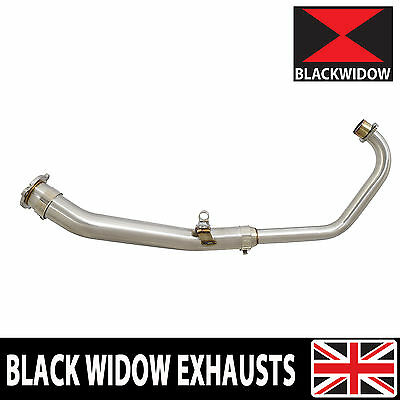 Cbr 125 Cbr125R Big Bore Exhaust Front Pipe Down 04 05 06 07 08 09 10 Stainless