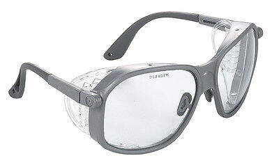 Univet 501 Laboratory Safety Glasses With Clear Lens (501.00.00.00)
