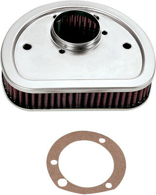 K&N Air Filter for Harley Davidson FLSTFB Softail Fat Boy Lo 2012-2014