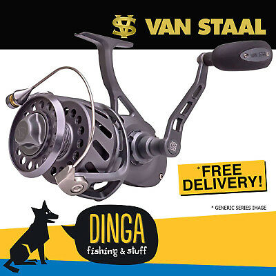 Van Staal VM275 Spinning Fishing Reel
