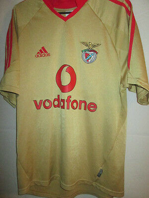 Benfica 2004-2005 Third 3rd Football Shirt Size Small /6188