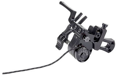 Ripcord Ace Micro Black Rest Lh Micro Adjust- The Best Ripcord Yet!!!!