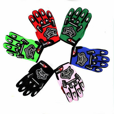 Youth/kids Mx Motocross Motorbike Racing Gloves Bmx/atv/quad/dirt Bike Xy