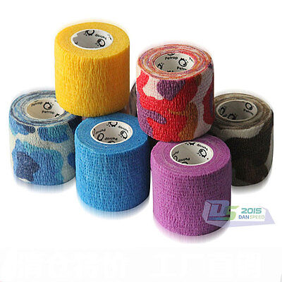 4.5m Therapeutic Sports Gym Physio Muscles Care Elastic Tape Bandage
