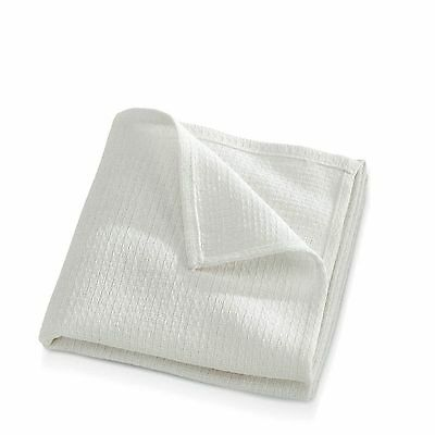 50 white glass cleaning shop towel/huck towels janitorial lint free 15x30 jumbo