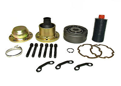 Front Prop Shaft High Speed Plunging CV Joint Kit: 2008-2012 Jeep Liberty 4x4