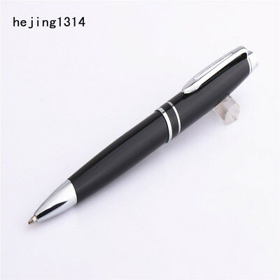 JINHAO 182 Black Business school office Big belly Medium Nib Ballpoint pen New