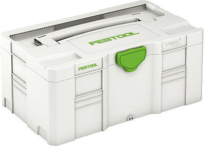 Festool MIDI-SYSTAINER T-LOC SYS-MIDI 3 TL 499621 FREE NEXT DAY DELIVERY