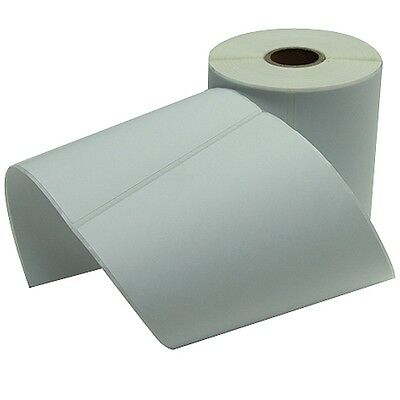 "Thermal Label 250 & 450 Count rolls - Zebra 2844 ZP-450 ZP-500 ZP-505 - 4"" x 6"""
