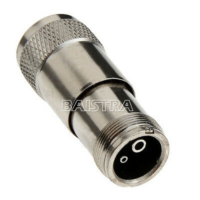 Dental Tubing Adapter Connector Converter B2 To M4 For Handpiece