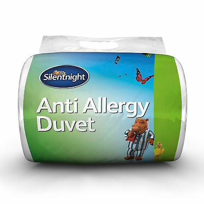 Silentnight Anti Allergy Duvet - 7.5 Tog - King