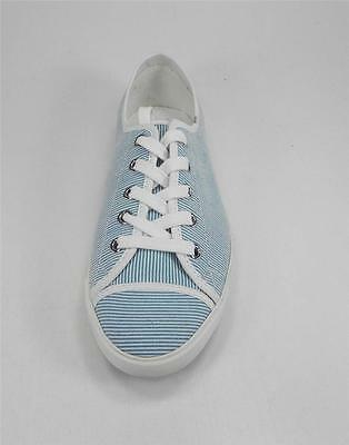 Converse Shoes All Star Women's Light Low Vivid Blue Sneakers 513709F #687
