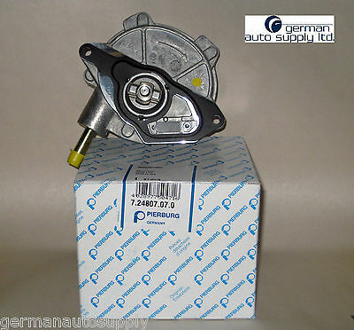 Mercedes-Benz Power Brake Booster Vacuum Pump - PIERBURG - 7.24807.07.0 - OEM MB
