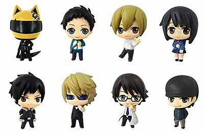 Colorful Collection Durarara ! x 2 box of 8 Movic Figure Stock New Japan Toy