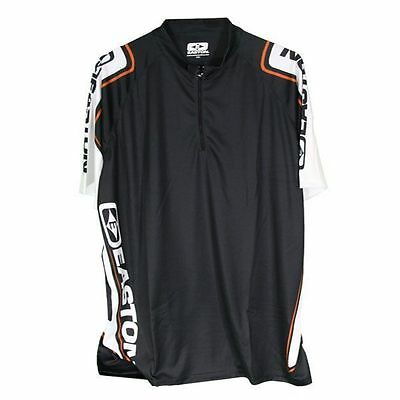 Easton Shooter Jersey Black Mens XXLarge