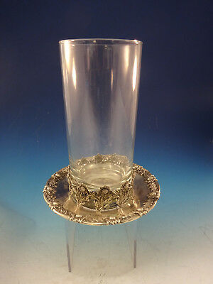 Chrysanthemum by Tiffany & Co. Sterling Silver Beverage Holder & Coaster #0171
