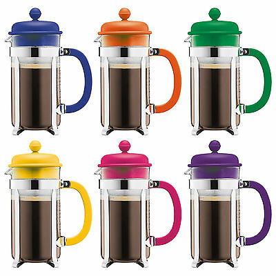 Bodum Cafetiere Coffee Maker 3 Cup, 0.35L, French Press Spring Collection