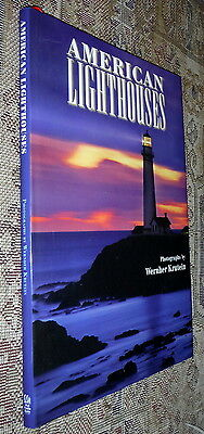 American Lighthouses,Wernher Krutein,VG-/VG-,HB,2008,First   P