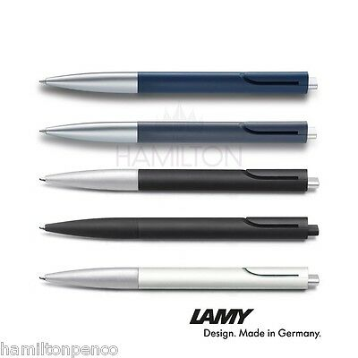 LAMY NOTO BALLPOINT PEN - ultra modern design available in 5 colours!