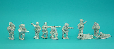 1st Corps 28mm WW2 British  Paratroop Airborne  supply dump.