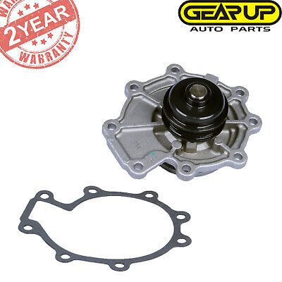 For Ford Escape Mazda Tribute Mercury Sable Mariner V6 3.0L DOHC Eng Water Pump