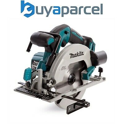 Makita DHS680Z 18v LXT Lithium Ion Brushless Circular Saw 165mm - Bare Unit