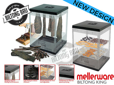 Biltong King Biltong Maker | Beef Jerky Maker | Food Dehydrator | Fruit Dryer