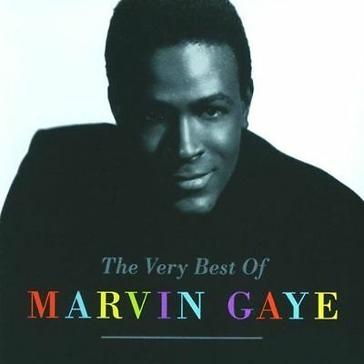 Marvin Gaye The Very Best Of Marvin Gaye (Greatest Hits) Cd