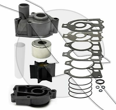 Water Pump Impeller Kit w/ Base for Mercury Outboard  75/90/115/150 46-96146A8
