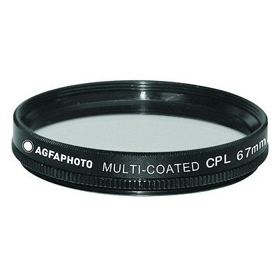 AGFA Digital Multi-Coated Circular Polarizing (CPL) Filter 67mm APCPF67