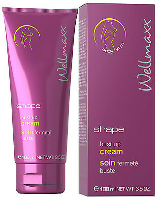 Wellmaxx shape bust up cream - Anti-Cellulite Busencreme 100 ml, 5500004