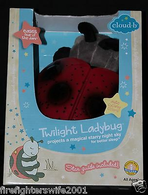 Cloud B Twilight Ladybug star constellation projection new