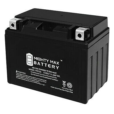 XR250R 12V 1AMP CHARGER Mighty Max YTX4L-BS GEL Battery for Honda XR250L